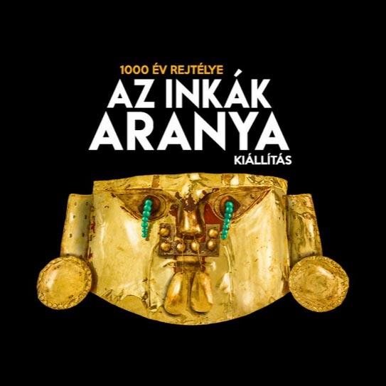 Az Inkák aranya kiállítás - Budapest