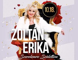 Zoltán Erika koncert - BOK Csarnok