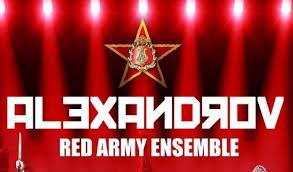 Alexandrov koncert Magyarországon