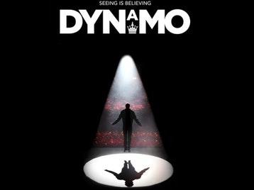 Dynamo bűvész show