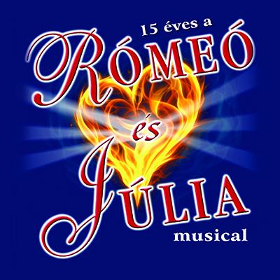 Rómeó és Júlia musical - Budapest Aréna