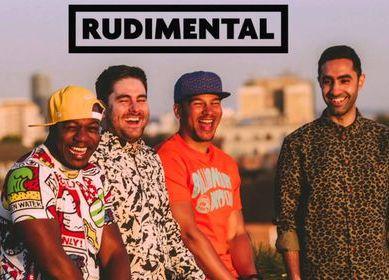Rudimental Live koncert - Balaton Sound