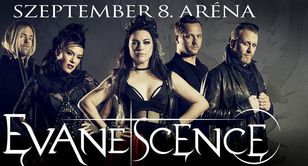 Evanescence koncert 2019