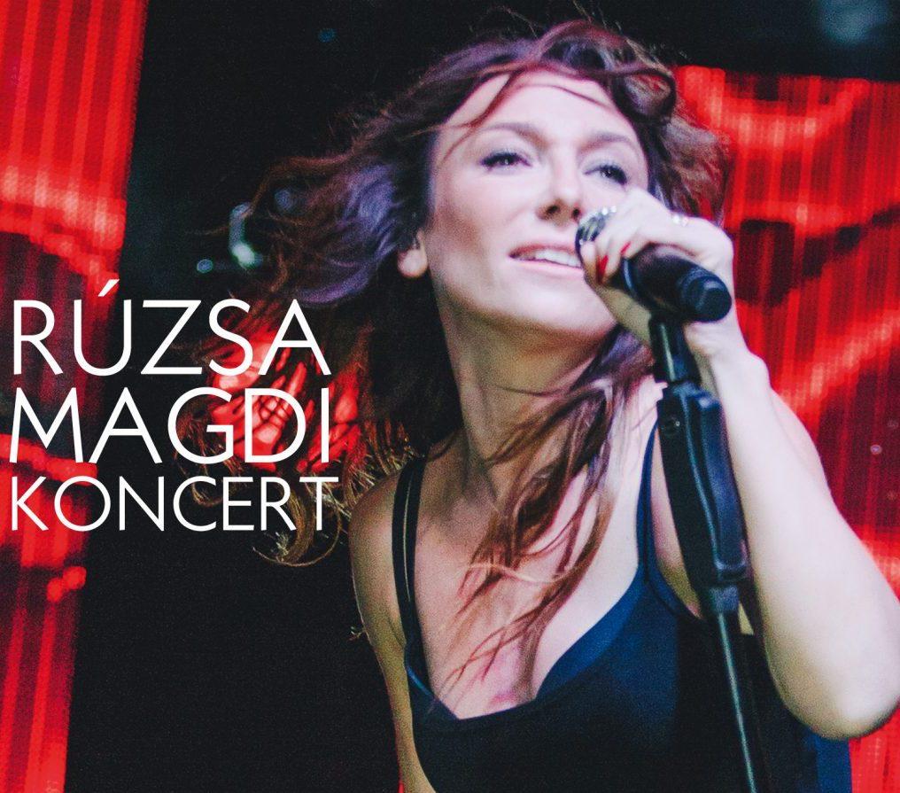 Rúzsa Magdi Aréna koncert 2020