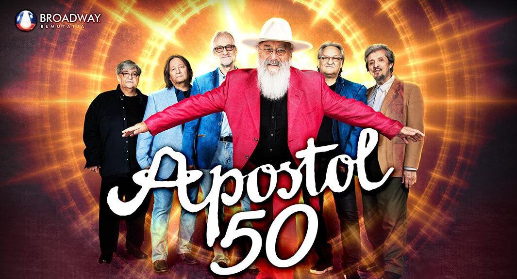Apostol koncert 2021 - Papp László Budapest Sportaréna