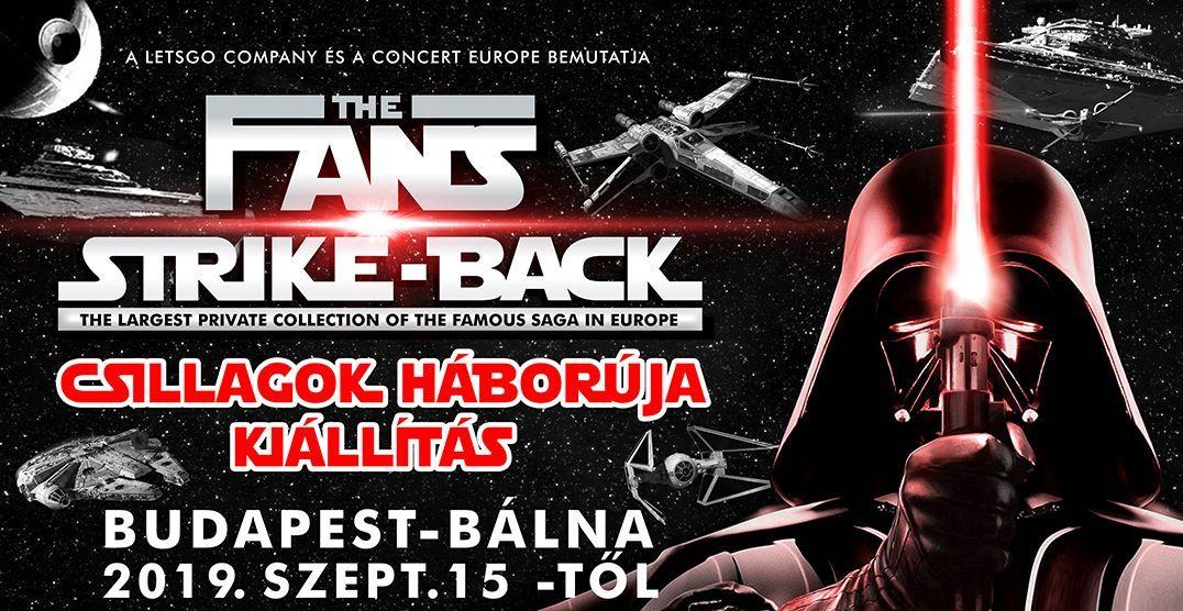 Star Wars - Csillagok háborúja kiállítás