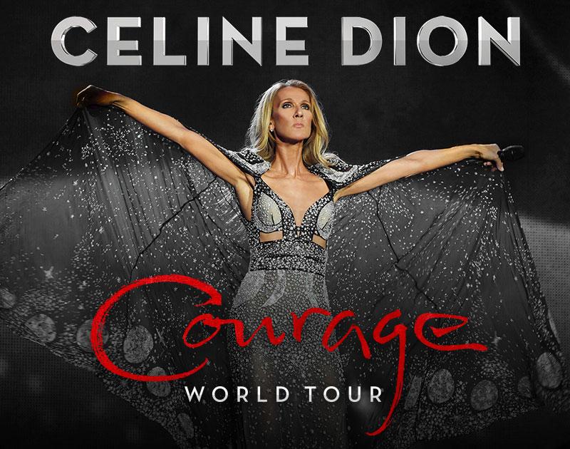 Celine Dion koncert Zágrábban