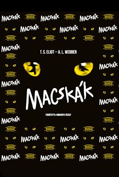 Macskák musical 2020 - Budapest BOK Csarnok