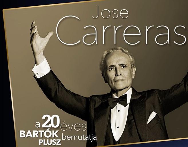 José Carreras koncert 2020 - Miskolc