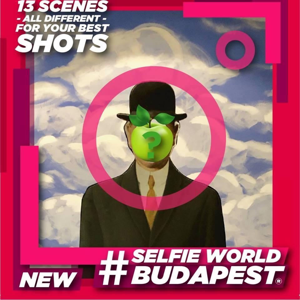 Selfie World Budapest - Szelfi Múzeum