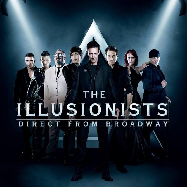 The Illusionists Magyarországon