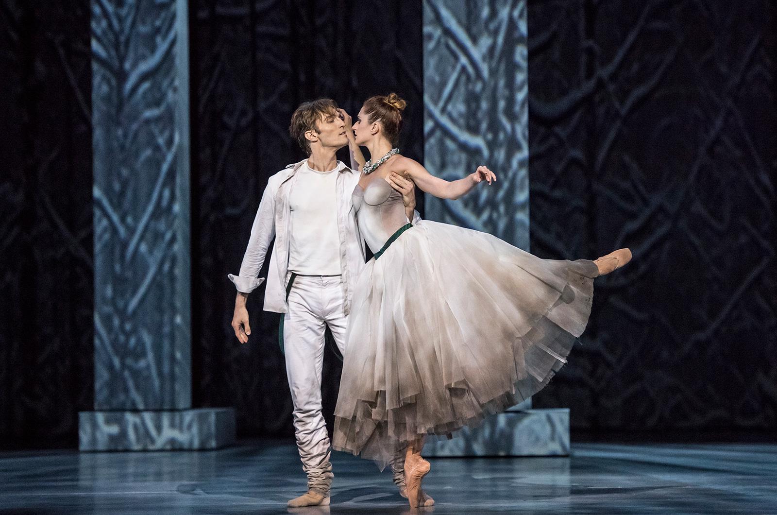 A makrancos hölgy - Monte Carlo Balett