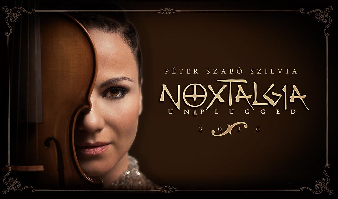Péter Szabó Szilvia koncert - Noxtalgia unplugged turné