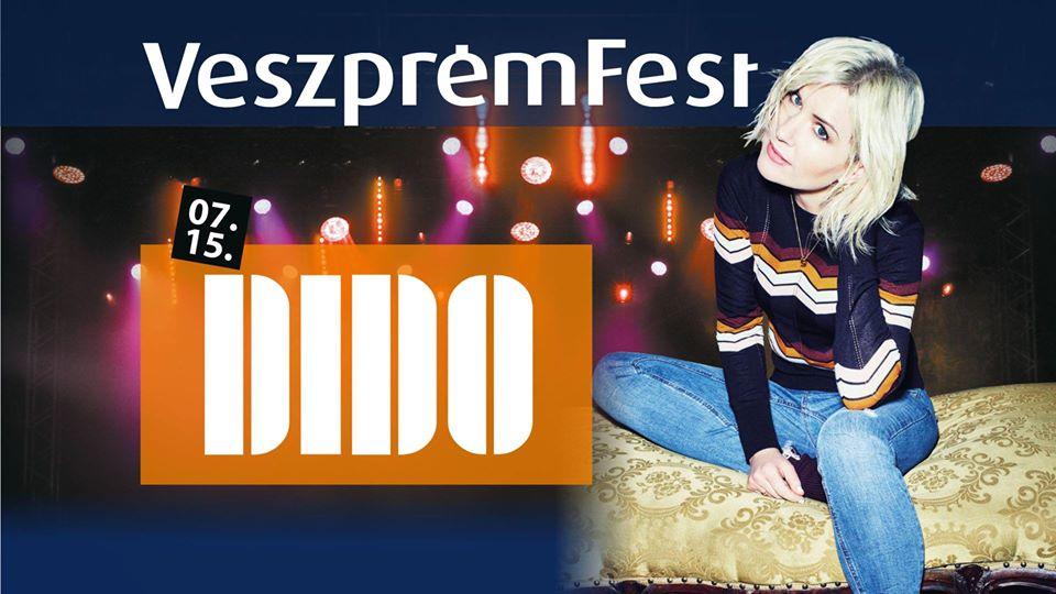 Dido koncert 2020 - Veszprém