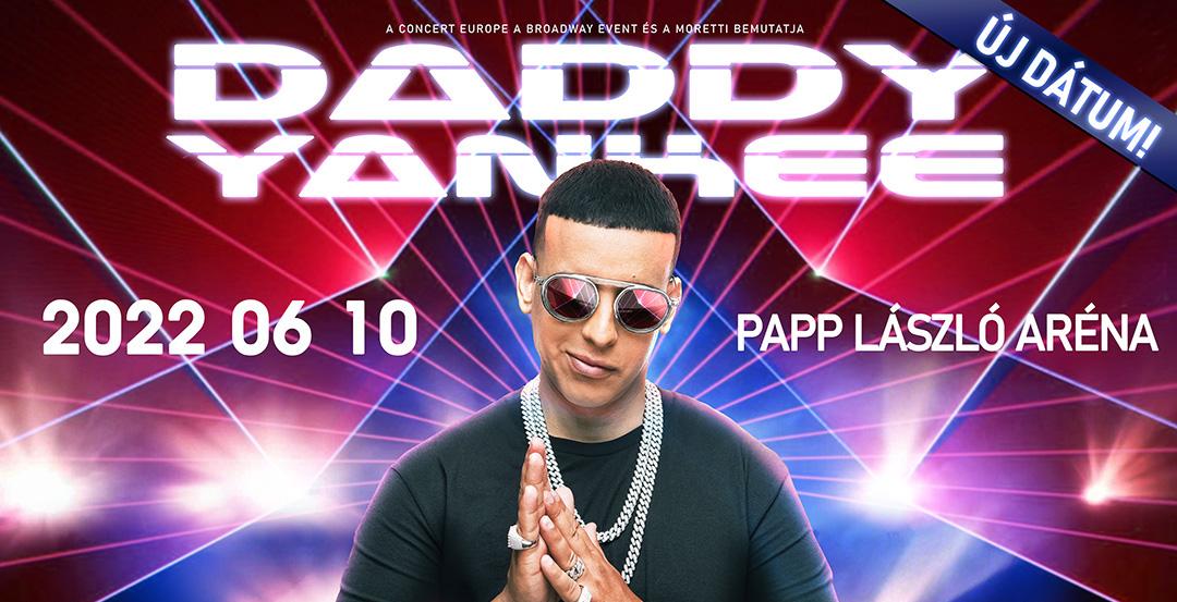Daddy Yankee koncert - Budapest