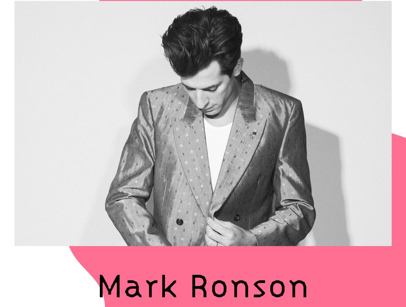 Mark Ronson koncert - Sziget Fesztivál 2020