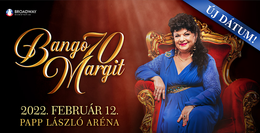 Bangó Margit koncert 2021