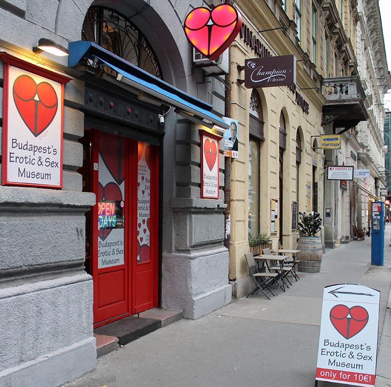 Budapesti Erotika és Szex Múzeum
