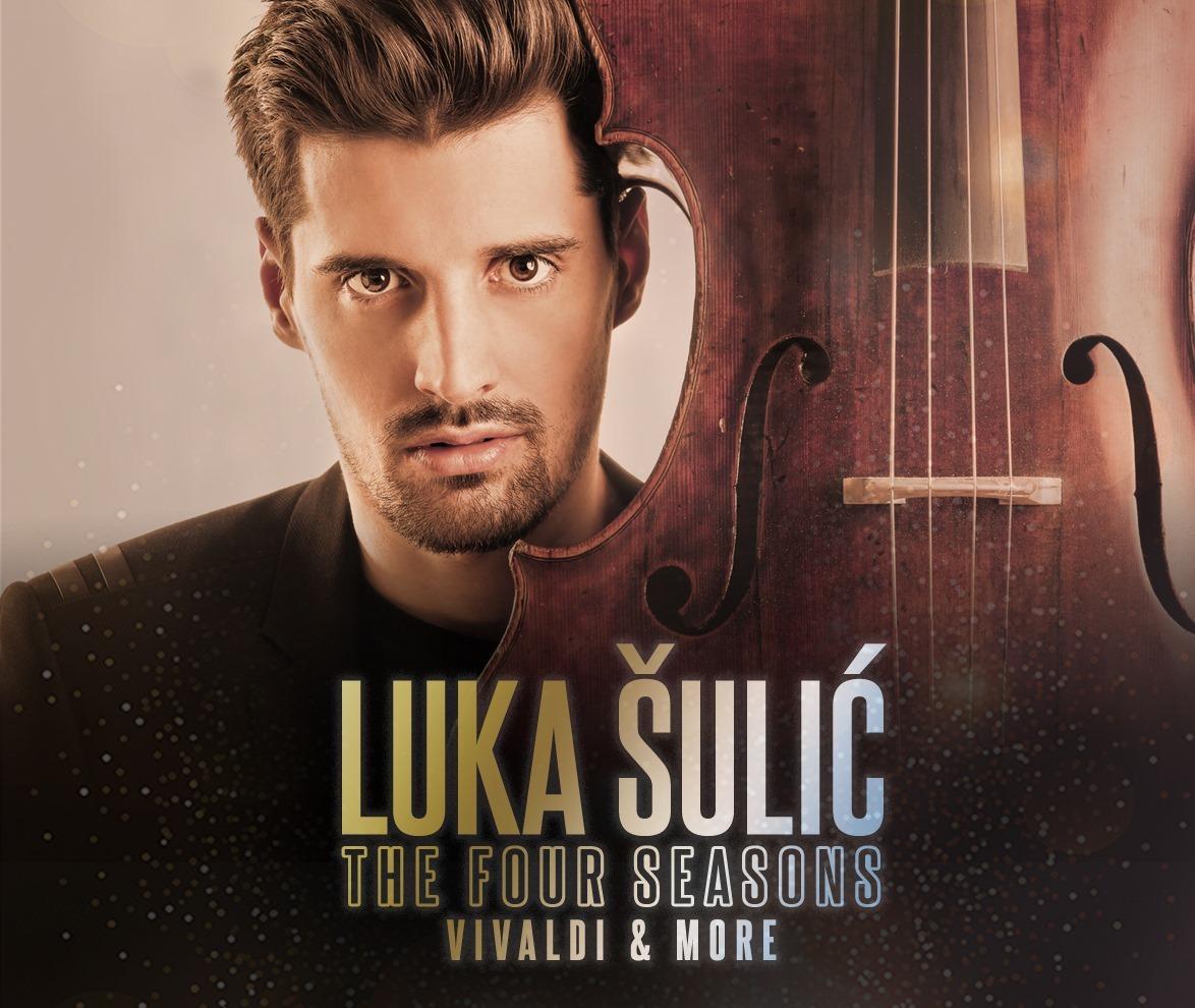 Luka Sulic koncert Budpaesten