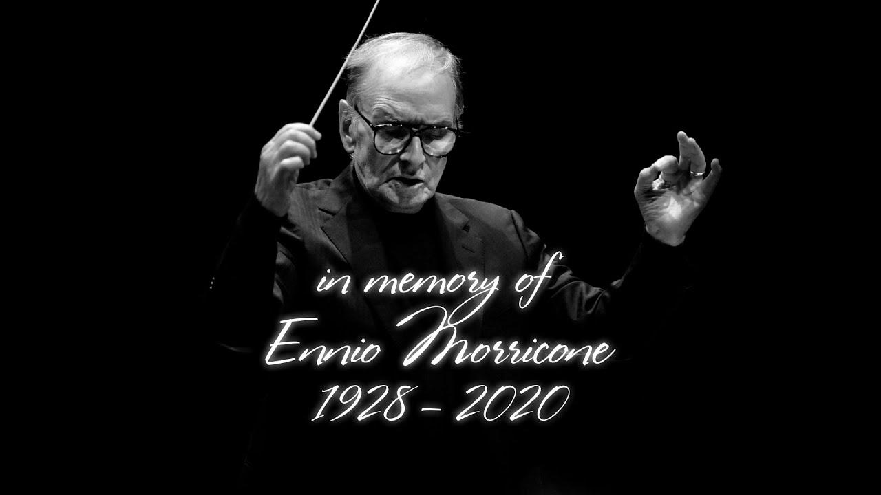 Ennio Morricone filmzenei emlékkoncert 2020