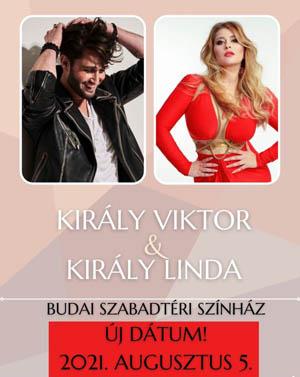Király Viktor és Király Linda koncert