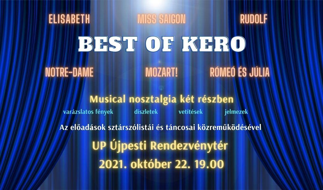 Best Of Kero - Musical nosztalgia