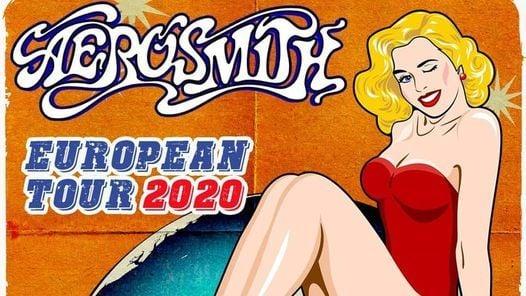 Aerosmith koncert 2022