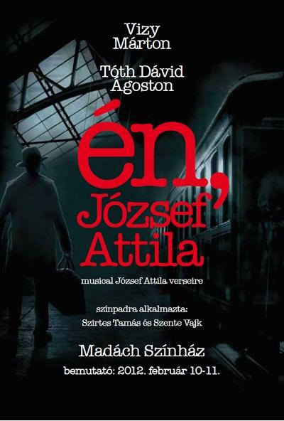Én, József Attila musical