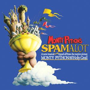Spamalot musical