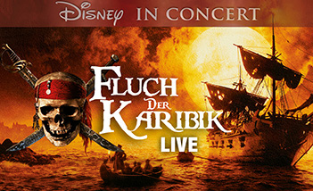 A Karib-tenger kalózai Live koncert