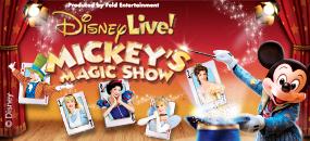 Disney Live! Mickeys Magic Show Budapest