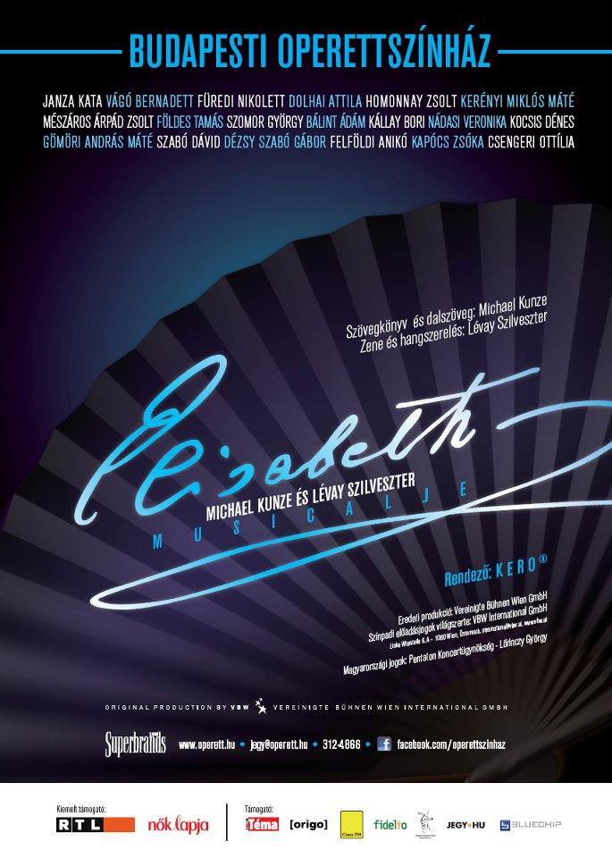 Elisabeth musical jegyek Operettszínház
