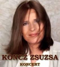 Koncz Zsuzsa koncert 2014