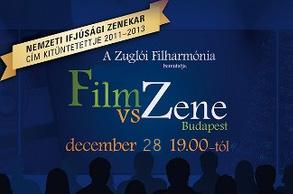 Film vs Zene koncert