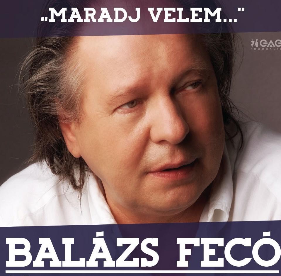 Balázs Fecó koncert 2020 - Jegyvásárlás