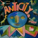 Rutkai Bori Anticity lemez és könyvbemutató