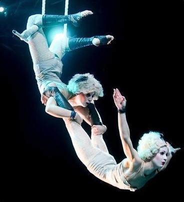 Recirquel cirkusz - JEGYEK