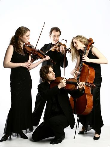 Dahlkvist Quartet Fejedelmi vonósnégyesek koncert
