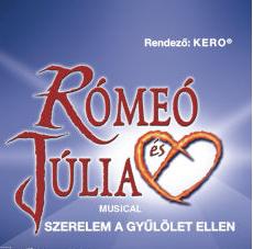 Rómeó és Júlia musical - Bajai Szabadtéri Színpad