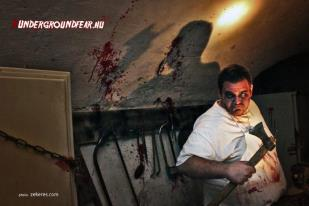 Underground Nightmare Horror labirintus